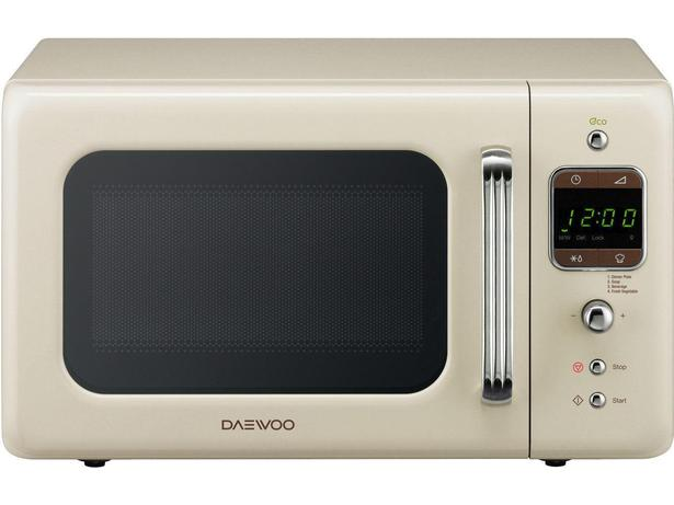 Daewoo KOR-7LBKC microwave review - Which?