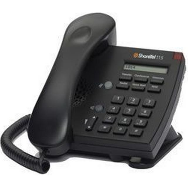 ShoreTel IP Phone 115 Black