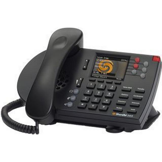 ShoreTel IP Phone 265 Black