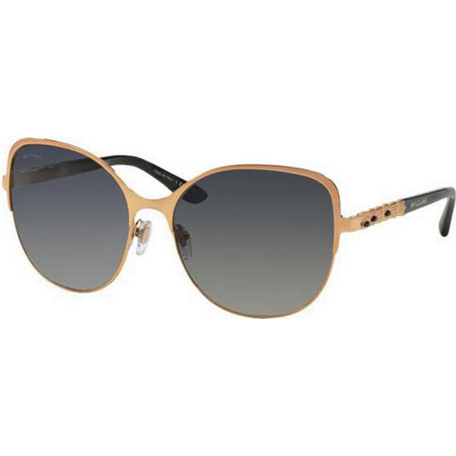 Bvlgari BV6078KB 394/T3 Polarized