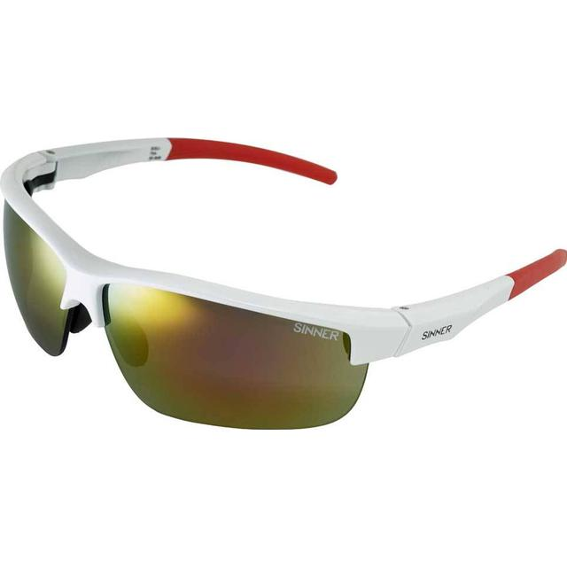 Sinner Antigua White/Red SISU-704