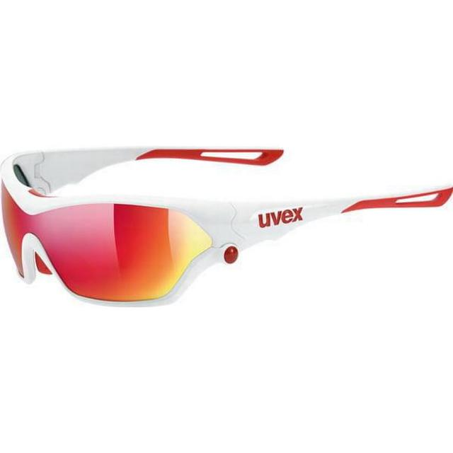 Uvex Sportstyle 705 White Red