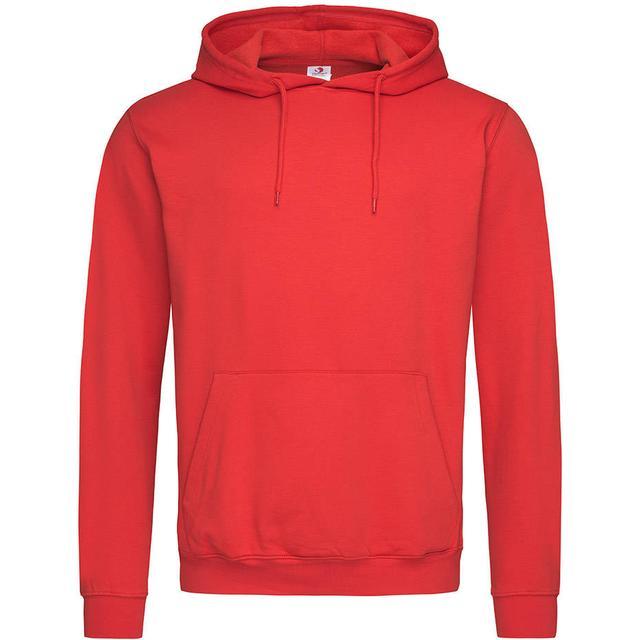 Stedman Hooded Sweatshirt - Scarlet Red